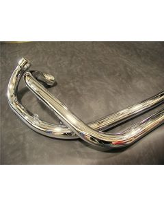Triumph Exhaust Pipe Set