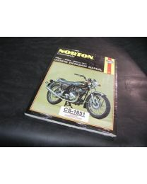 Haynes Norton 750 & 850 Commando Repair Manual