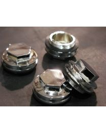 Triumph 500/650 Rocker Cap Kit