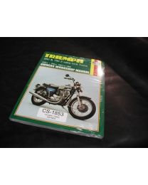 Haynes Triumph Twins Workshop Manual