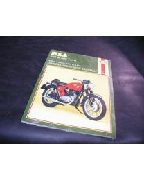 BSA Twins Workshop Manual