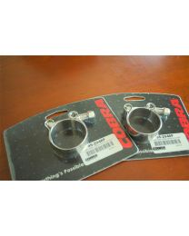 Stainless Steel Exhaust Clamps    1-1/2""